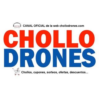 imagen de perfil del canal  🚁CHOLLODRONES🚁 Cupones y descuentos en drones y accesorios en Español